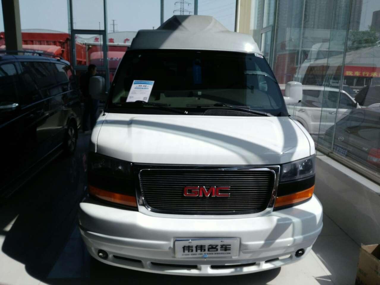 GMCSAVANA(进口)2013款 SAVANA(进口) 豪华商务车型2500新款 10座后驱