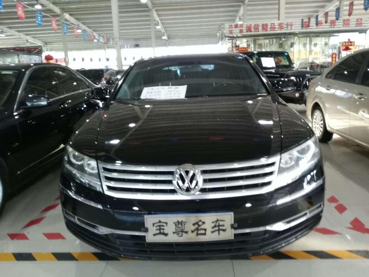 大众辉腾(进口)2011款 辉腾(进口) 3.6L V6 5座加长商务版
